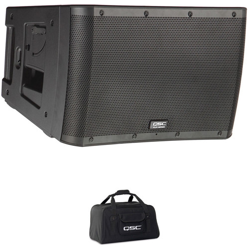 QSC KLA12 2-Way Line Array Loudspeaker Kit with Tote