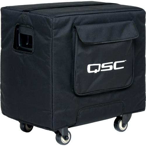 """QSC Padded Cover for KS112 12"""" Subwoofer"""