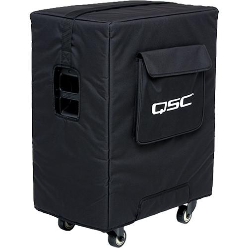 "QSC Padded Cover for KS212C 12"" Cardioid Subwoofer"
