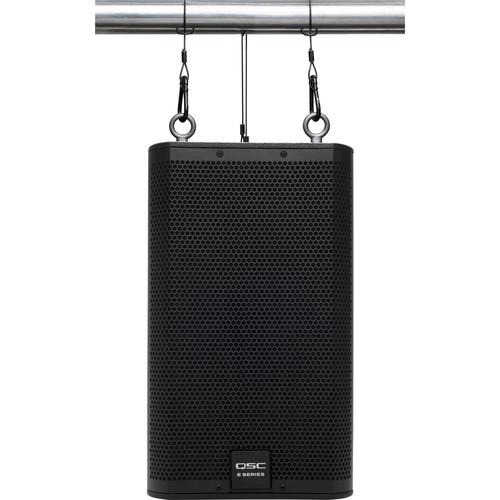 QSC M8 Eyebolt Kit-A Suspension Kit for E-Series Loudspeakers (6-Pack)
