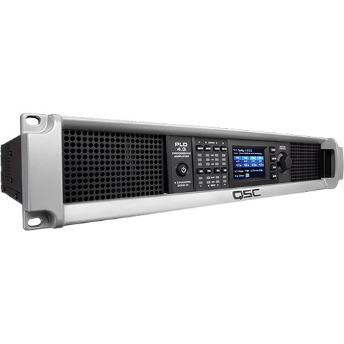 QSC PLD4.3 Processing Amplifier