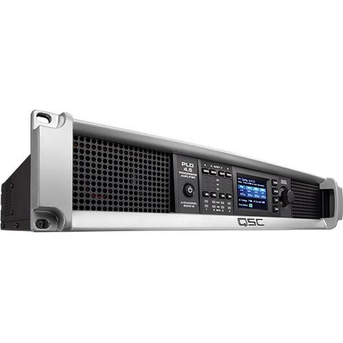 QSC PLD4.5 Processing Amplifier