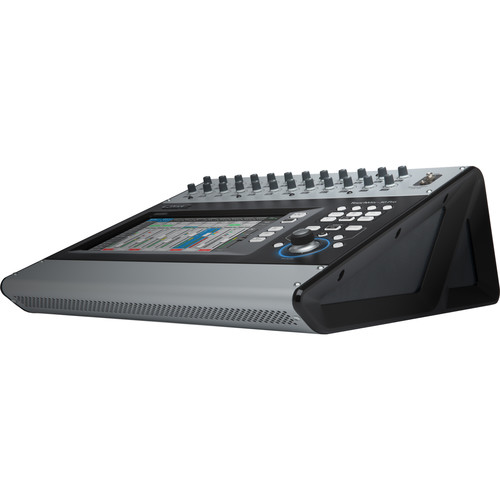 QSC TouchMix-30 Pro 32-Channel Digital Mixer Kit with Waterproof Mixer Case