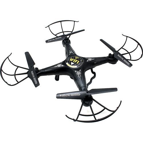 QUADRONE I-Sight Quadcopter (Black)