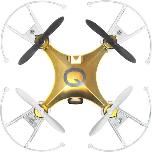 QUADRONE Micro-Cam Drone