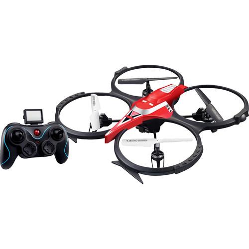QUADRONE XLC Indoor/Outdoor Drone