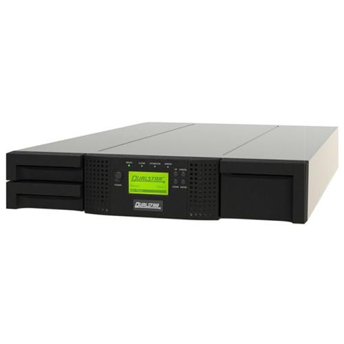 Qualstar Q24 Tape Library with 1 LTO 6 SAS Drive