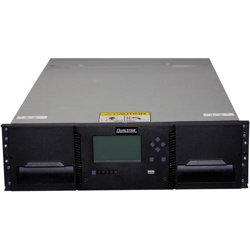 Qualstar Q40 Library W/ 1  Lto7 Fc Drive
