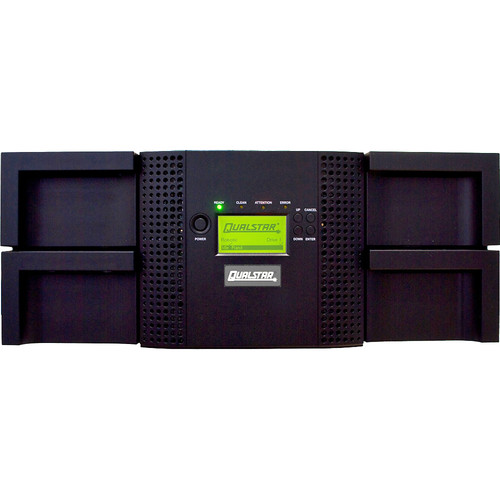 Qualstar Q48 Tape Library with 1 LTO 6 FC Drive
