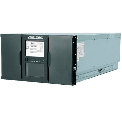 Qualstar Q80 Library with 1 LTO 7 FC Drive