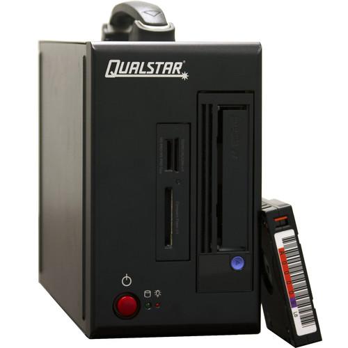 Qualstar Q1 LTO6 Based Single Drive LTFS Archive Appliance