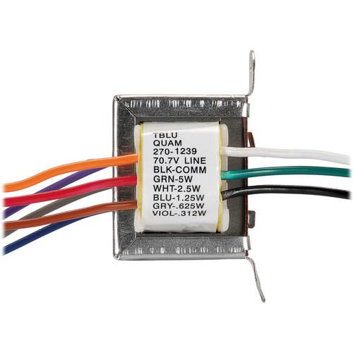 Quam-Nichols TBLU Constant Voltage Line Transformer