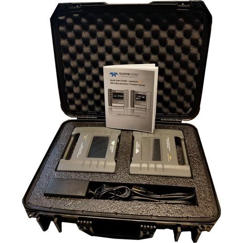 Quantumdata Carry Case for 280G Generator/280A Analyzer