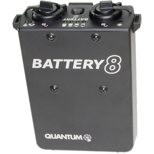 Quantum Instruments QB8 Rechargeable Battery for OMICRON 4 Video Light