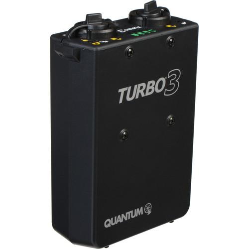 Quantum Instruments Turbo 3 Rechargeable Battery (Australia / New Zealand Plug)