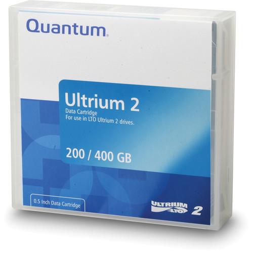 Quantum MR-L2MQN-01 LTO Ultrium 2 Standard Cartridge (200/400GB)