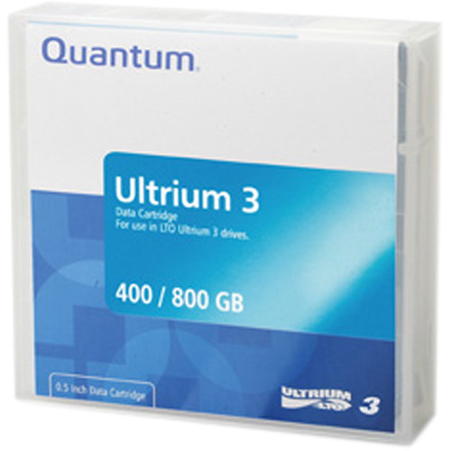 Quantum MR-L3MQN-01 LTO Ultrium 3 Standard Cartridge (400/800GB)