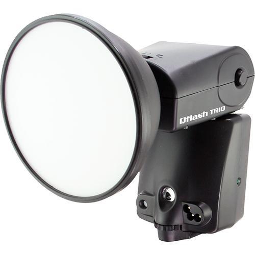 Quantum Instruments Qflash TRIO Flash for Panasonic Cameras