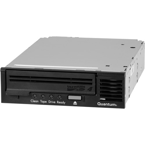 Quantum LTO-4 HH Tabletop Tape Drive Kit (SAS with HBA, Black)