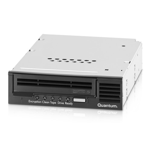 "Quantum LTO-5 HH 5.25"" Internal Bare Drive (6 GB/s SAS, Black)"