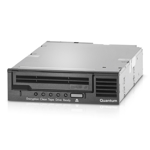 "Quantum LTO-6 HH 5.25"" Internal Drive (6 GB/s SAS, Black)"