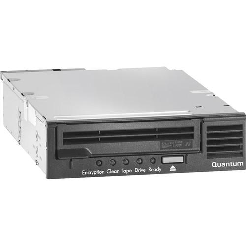 Quantum LTO-6 HH Internal Bare Drive Option for 1U Rackmount (6 GB/s SAS, Black)