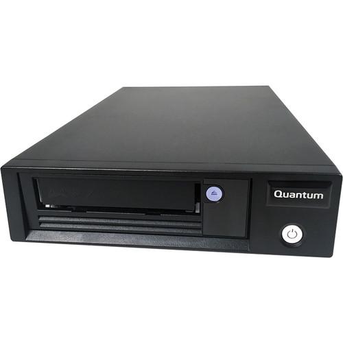 Quantum LTO-7 HH Tabletop (6 GB/s SAS, Black)