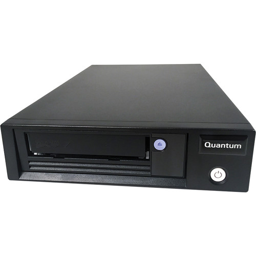 Quantum LTO-7 HH Tabletop (6 GB/s SAS, Black)
