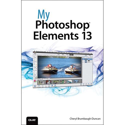 Que Publishing Book: My Photoshop Elements 13