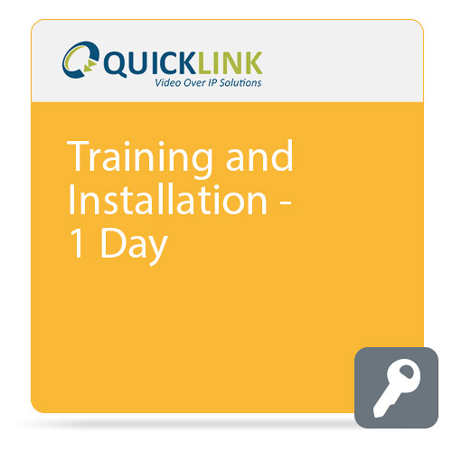 Quicklink 1-Day Training and Installation