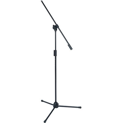 QuikLok A302 Microlite Tripod Base Microphone Boom Stand