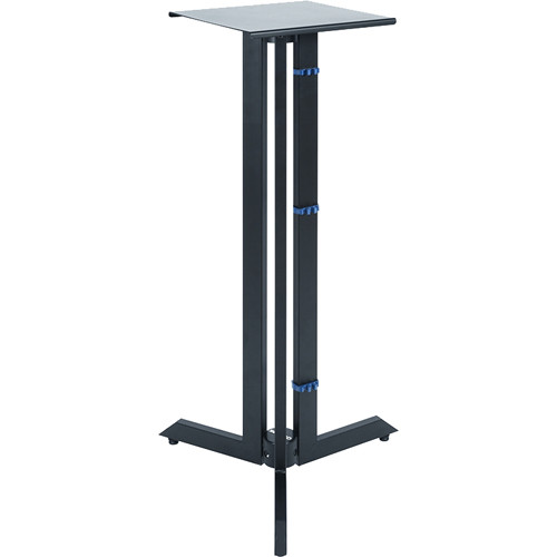 "QuikLok BS-536 Near-Field Monitor Stand (36"" Fixed Height, Black)"