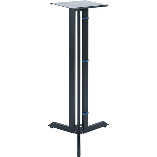 "QuikLok BS-542 Near-Field Monitor Stand (42"" Fixed Height, Black, Pair)"