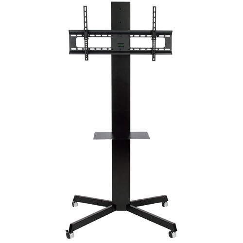 "QuikLok DSP-590 Portable Floor Stand for 36 to 55"" LCD/Plasma TVs (Matte Black)"