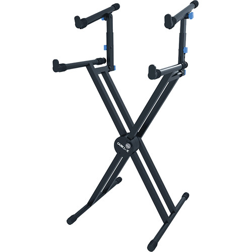 QuikLok QL-742 Heavy Duty ProSeries Keyboard Stand (Black)