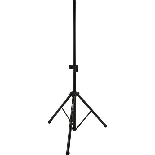 "QuikLok ""Easy-Lift"" Deluxe Aluminum Pneumatic Speaker Stand (Anodized Black)"