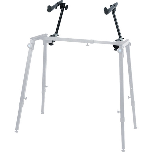 QuikLok WS-422 - Second Tier Add-On for WS-421 Keyboard Stand (Black)