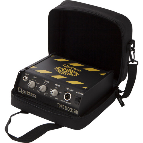 Quilter Block Series Deluxe Case for Tone Block Amplifier Heads