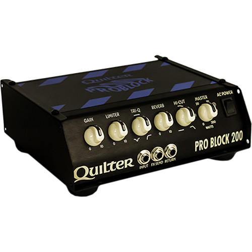 Quilter Pro Block 200 Guitar Amplifier Head