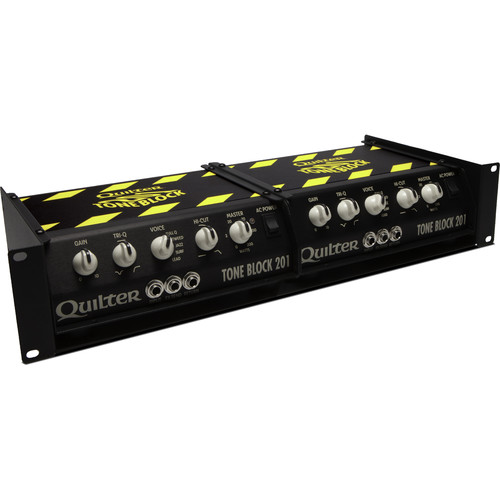 Quilter Tone Block 200 - Rack-Mountable Stereo Amplifier