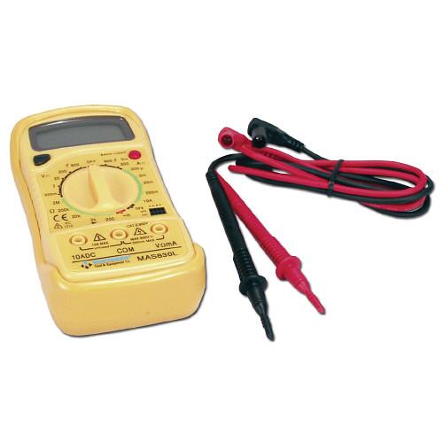 QVS Professional Digital Volt Meter