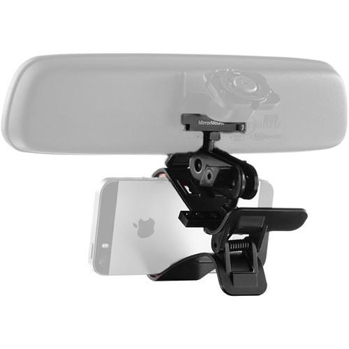 RadarMount Mirror Mount Smartphone Bracket