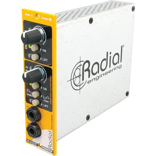 Radial Engineering X-Amp 500 Reamper Module