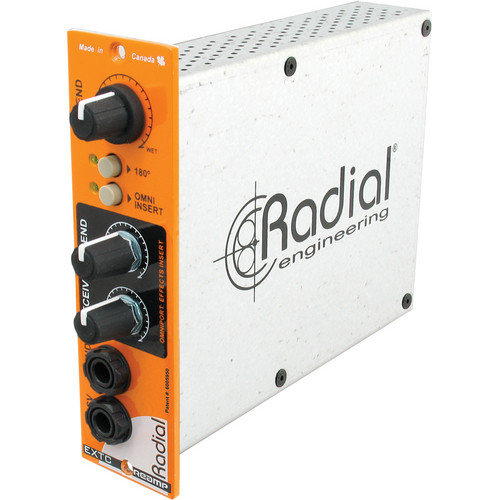 Radial Engineering EXTC-500 Guitar Effects Studio Interface