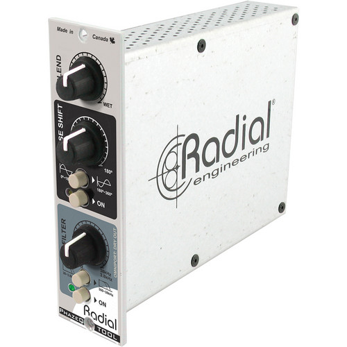 Radial Engineering PhazeQ 500 Phase Alignment Tool & Filter 500 Series Module