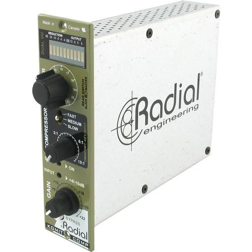 Radial Engineering Komit Compressor Limiter