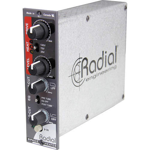 Radial Engineering Space Heater 500 - Tube Overdrive 500 Series Module