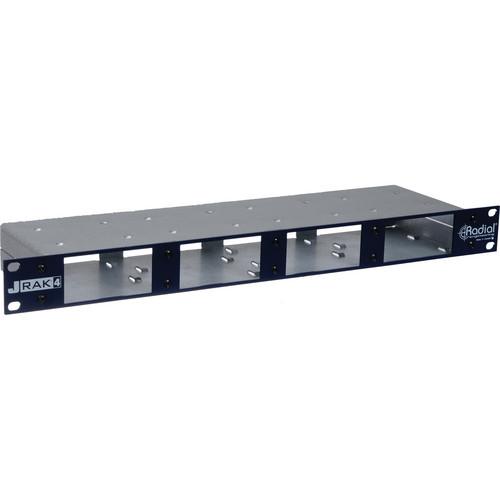 Radial Engineering J-Rak 4 Radial Rack and Panel Adapter