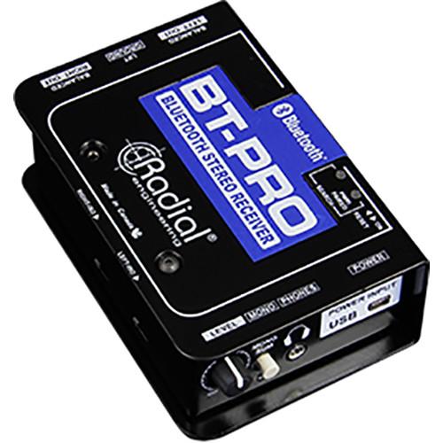 Radial Engineering BT-Pro Bluetooth Direct Box