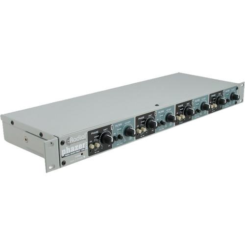 Radial Engineering Phazerbank 4-Channel Rackmount Phase Adjustment Tool